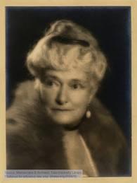 Mabel Loomis Todd anziana