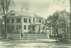 La casa museo di Emily Dickinson ad Amherst