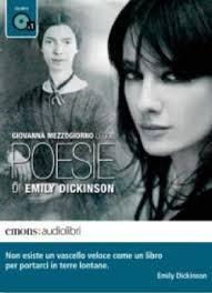 La copertina dell'audiolibro con Giovanna Mezzogiorno