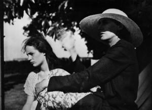 Virginia Woolf con la nipote Angelica