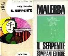 Due copertine storiche di Gigi Malerba