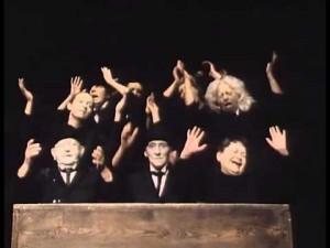 """""""La classe morta"""", celebre spettacolo di Kantor"""