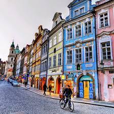 Il quartiere Malastrana a Praga