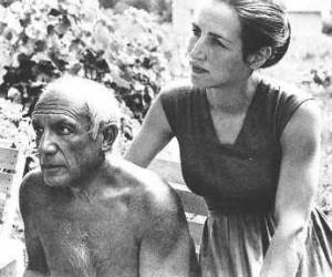 Picasso con Dora