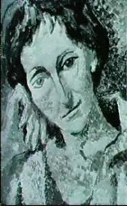 C.Levi, Ritratto di Linuccia Saba