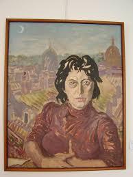 Anna Magnani in un ritratto di Levi